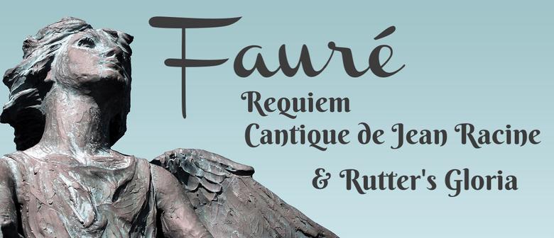 Cantoris: Fauré - Requiem