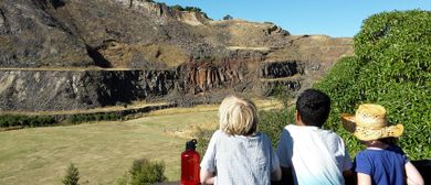 A day out with Park Rangers: Halswell Quarry