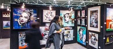 The Dunedin Art Show Opening Night