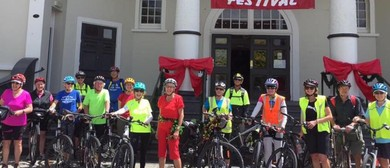Ladies Social Cycling