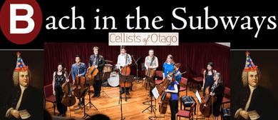 Cellists of Otago Celebrates Bach's Birthday