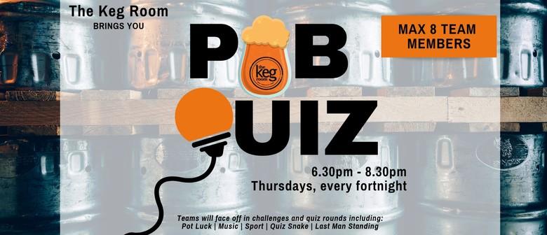 The Keg Room Pub Trivia