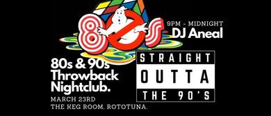 80's & 90's Throwback Nightclub