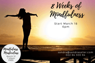 Image for event: 8 Weeks of Mindfulness (Not Just for Beginners)