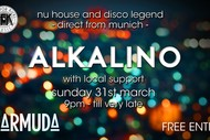 Image for event: Alkalino