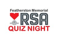 Image for event: Featherston Memorial RSA Quiz Night