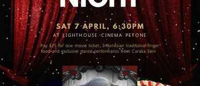 Dumbo Movie Screening With Food and Dance Performance