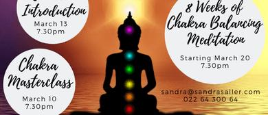 8 Weeks of Chakra Balancing Meditation