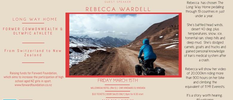 Rebecca Wardell - Long Way Home
