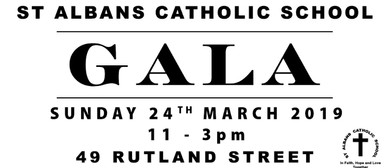 St Albans Catholic School Gala