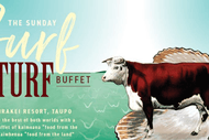 Image for event: Sunday Surf & Turf Buffet