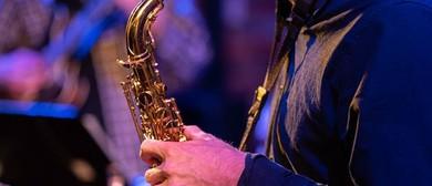 Frank Talbot Trio - Sax & Organ Groove