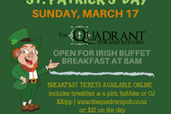 Image for event: St. Patricks Day