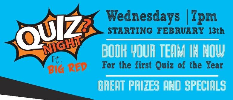 The Quadrant Weekly Quiz Night