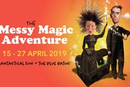 Image for event: The Messy Magic Adventure