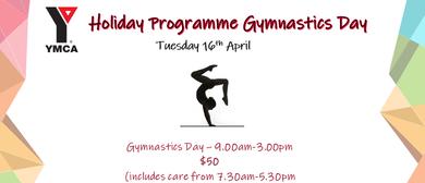 YMCA Gymnastics Day
