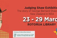 Image for event: Judging Shaw