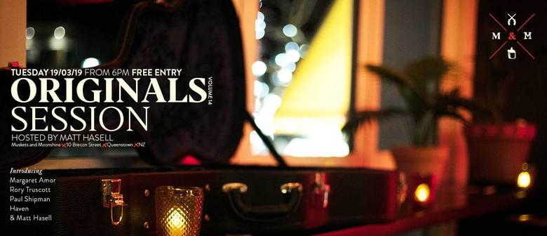 Originals Session Volume 14