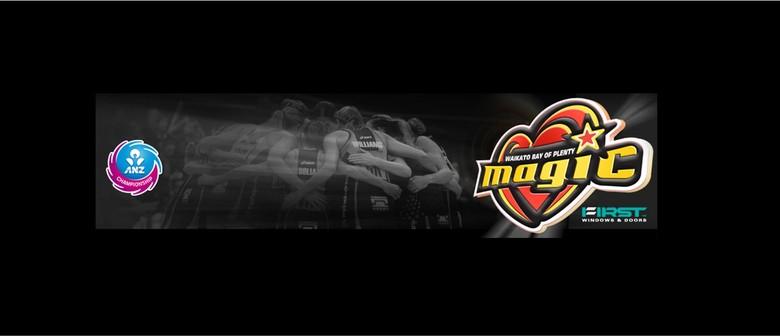 Waikato/BOP Magic vs Canterbury Tactix