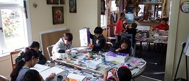 Easter Holiday Art School