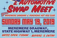 Image for event: Meremere Dragway Automotive Only Swapmeet