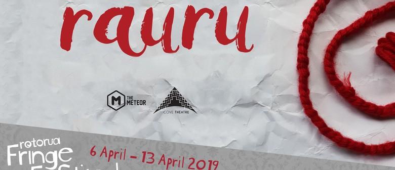 Rauru at Rotorua Fringe