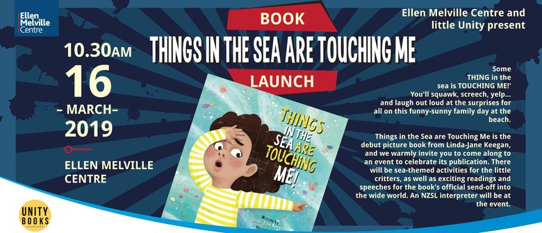 Things From The Sea Are Touching Me - Book Launch