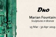 Image for event: Duo - Marian Fountain - Sculptures In Bronze