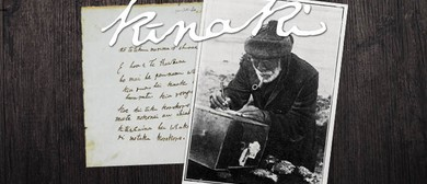 Kīnaki: The Pleasures of Letter Writing workshop