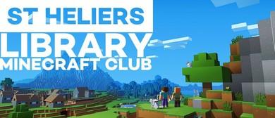St Heliers Minecraft Club