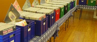 Pop and Rock Vinyl Record Sale HBC Comm House