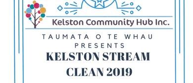 Kelston Stream Clean