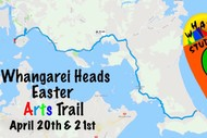 Image for event: Whangarei Heads Arts Trail 2019