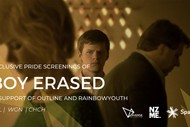 Image for event: Boy Erased - Exclusive NZ Release