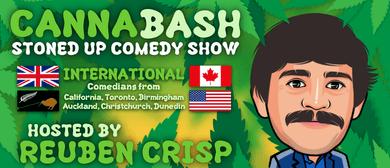 Cannabash Stoned Up Comedy - International