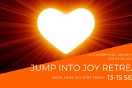 Image for event: Jump Into Joy Retreat