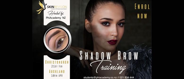Shadow Brow Training