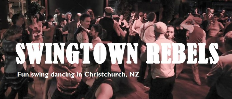 Swingtown Rebels Band Night and Taster Class