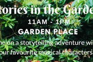 Image for event: Stories In the Garden