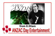 Image for event: Aaron Andis