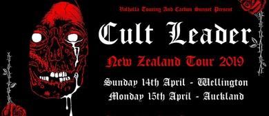 Cult Leader - NZ Tour