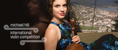 <em>2019</em> Michael Hill International Violin Competition