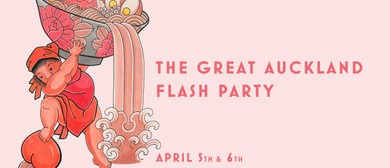 The Great Auckland Flash Party 2019