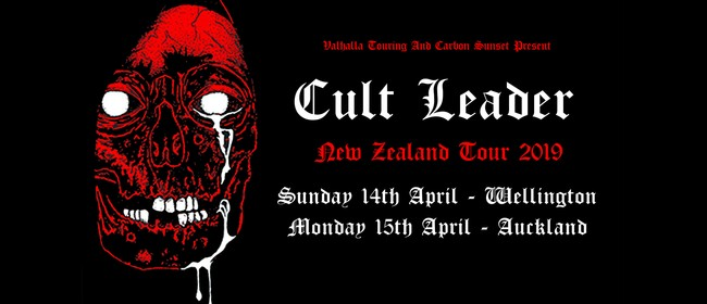 Cult Leader (USA) Auckland