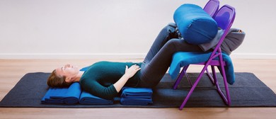 Restorative Yoga Course With Karla Brodie