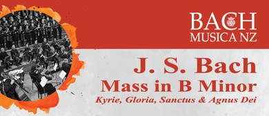 BMNZ: J.S. Bach Mass in B Minor
