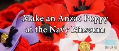 Make an Anzac Poppy