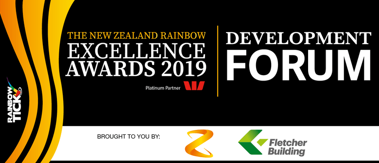 The New Zealand Rainbow Excellence Development Forum 2019