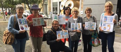 Sketching In the City with Tony McNeight: CANCELLED