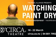 Image for event: Watching Paint Dry